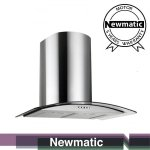 Newmatic H77.6P Kitchen Chimney Hood