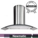 Newmatic H95.9P Island Chimney Hood