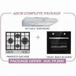 Newmatic New Kitchen 60cm Package Offer