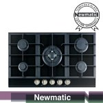 Newmatic PM950STGB Built in Cooker Hob