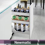 Newmatic Drawer Basket BK3401