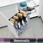 Newmatic Magic Corner Basket BK5090