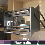 Newmatic Pull Down Hydraulic Pantry BK6110