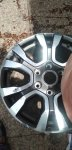 Musyoki Tyre's, fort sports rims size 18
