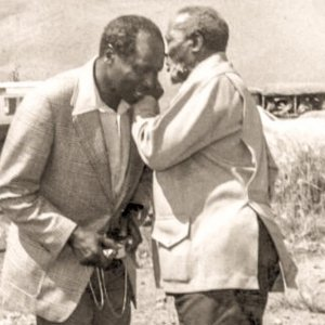 First and Second Presidents of Kenya