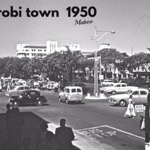 Nairobi 1950
