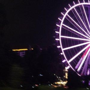 Two Rivers Mall Ferris Wheel - Night View7