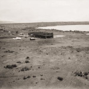 Kisumu airport in 1936