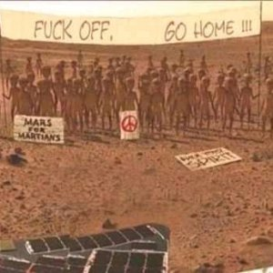 More pictures from Mars